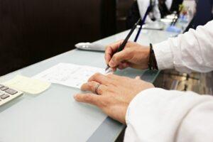 土地の名義変更の必要書類